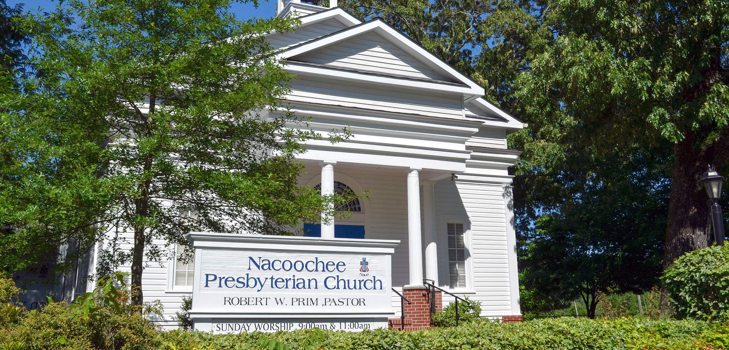 Nacoochee Presbyterian Church